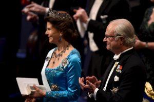 Tiene 68 años de edad y comenzó su reinado en 1973. Foto:Getty Images. Imagen Por: