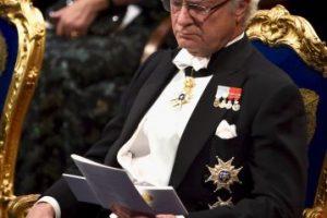 Carlos XVI Gustavo de Suecia Foto:Getty Images. Imagen Por: