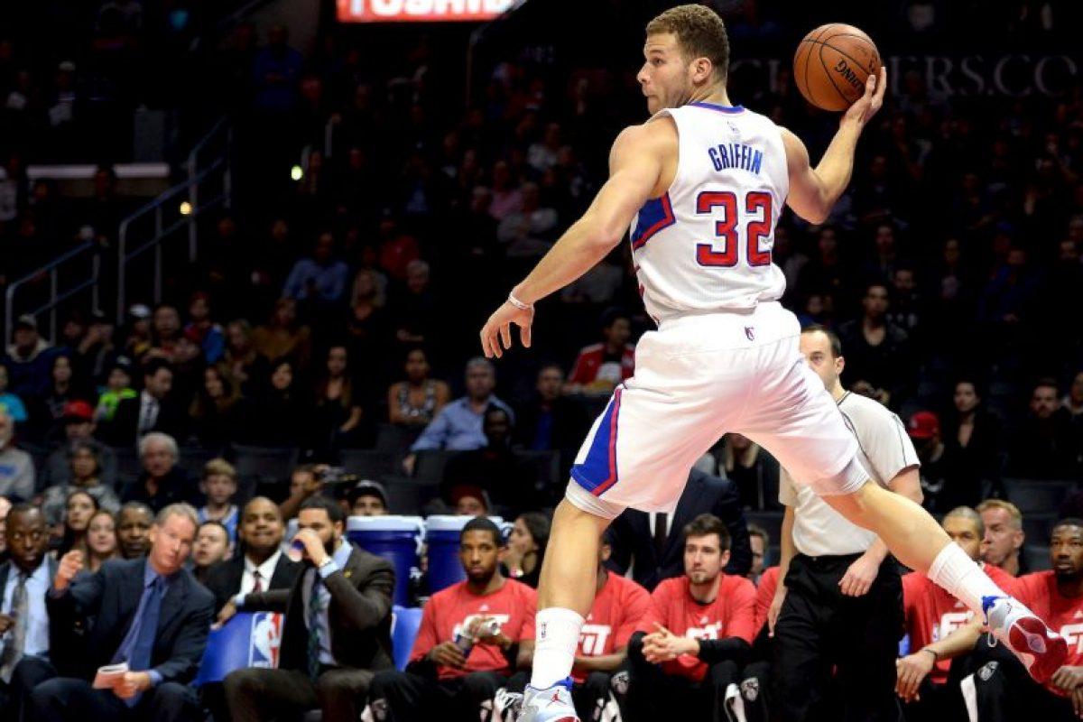 El espectacular jugador de los Clippers fue votado por poco más de 700 mil aficionados Foto:Getty. Imagen Por: