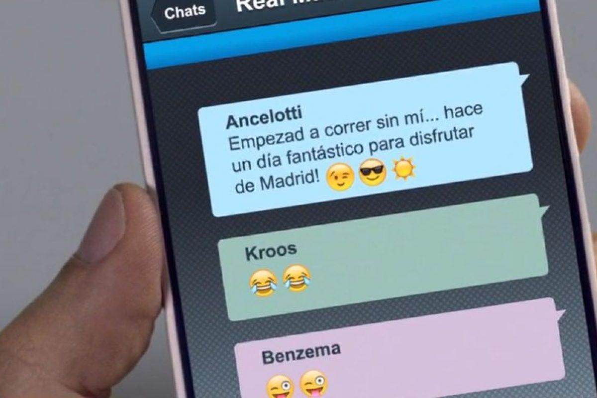 Ancelotti los llamó como un juego. Foto:TURISMOMADRID. Imagen Por: