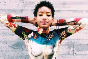 Willow Smith Foto: Twitter/OfficialWillow. Imagen Por: