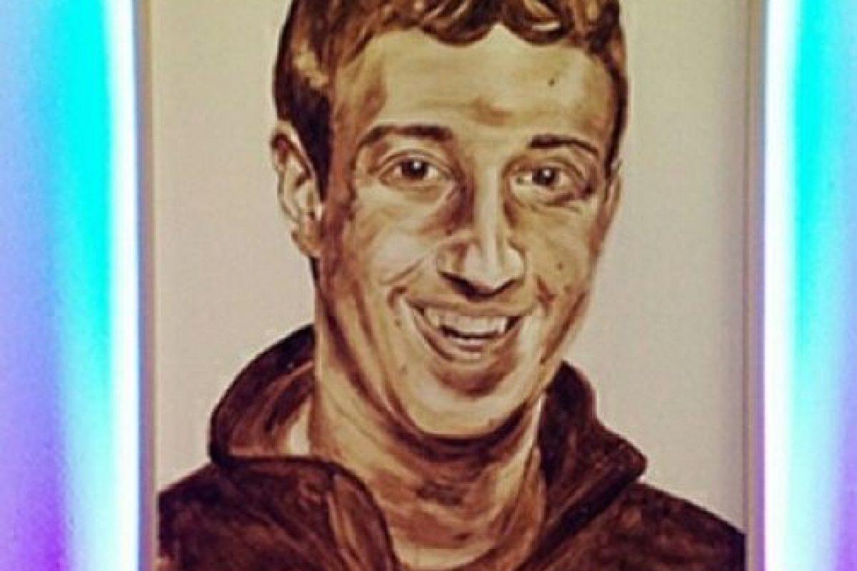 El retrato de Mark Zuckerberg causa sensación en las redes sociales. Foto:instagram.com/nandoid2485. Imagen Por: