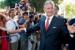 Felipe de Bélgica Foto:Getty Images. Imagen Por: