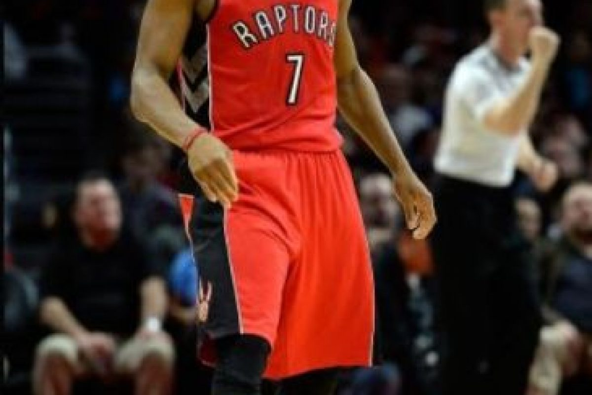 Lowry jugará junto a Pau Gasol, Carmelo Anthony, John Wall y LeBron James. Foto:Getty Images. Imagen Por: