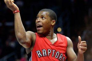 Kyle Lowry es jugador de los Raptors de Toronto. Foto:Getty Images. Imagen Por: