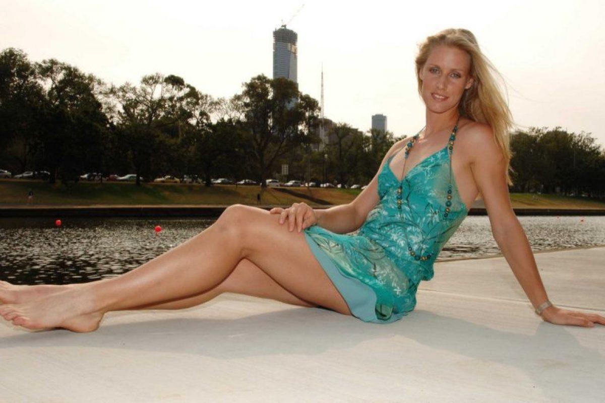 Tiene 33 años y desde 2010 ya no es tenista profesional Foto:Twitter. Imagen Por: