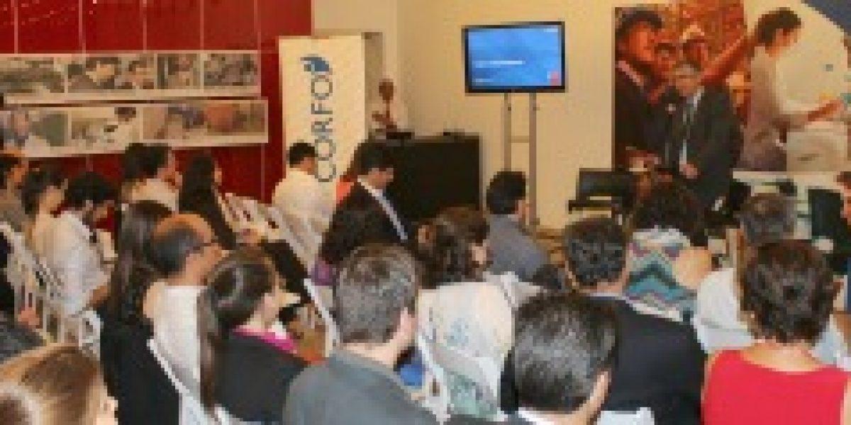 """Corfo anuncia nuevo apoyo para """"Torneos de Emprendimientos"""""""