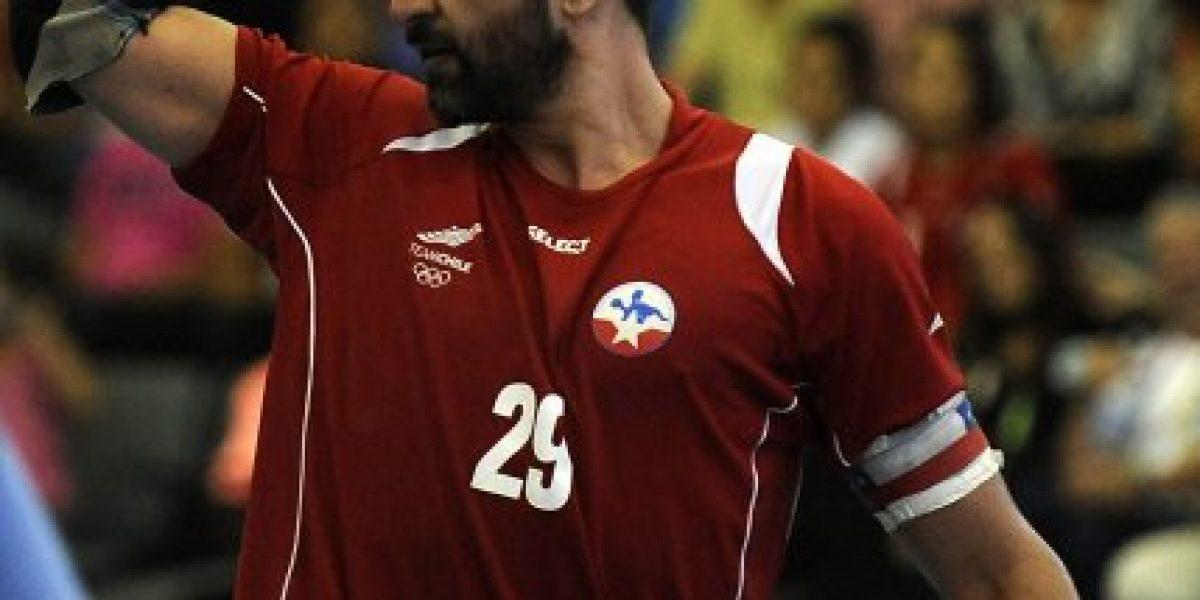 Nueva derrota: Chile volvió a perder en el Mundial de Hándbol