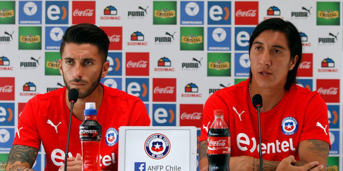 Jugadores de la Roja destacaron top ten de Sampaoli y cambio de fixture