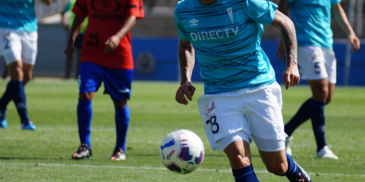 La ley del ex: Ramiro Costa le hizo un gol a Universidad Católica