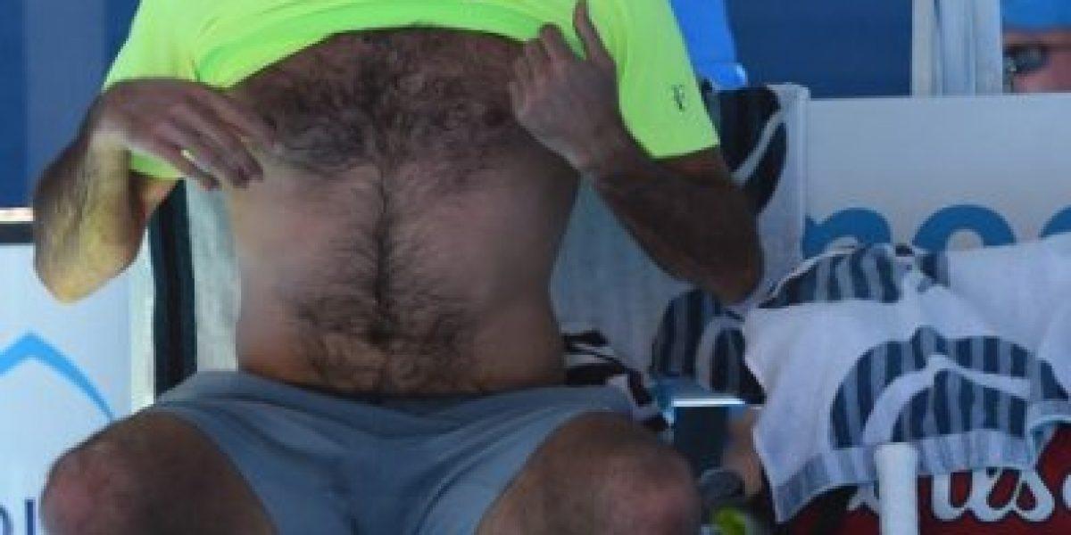 Federer se lamentó tras quedar fuera de Australia: