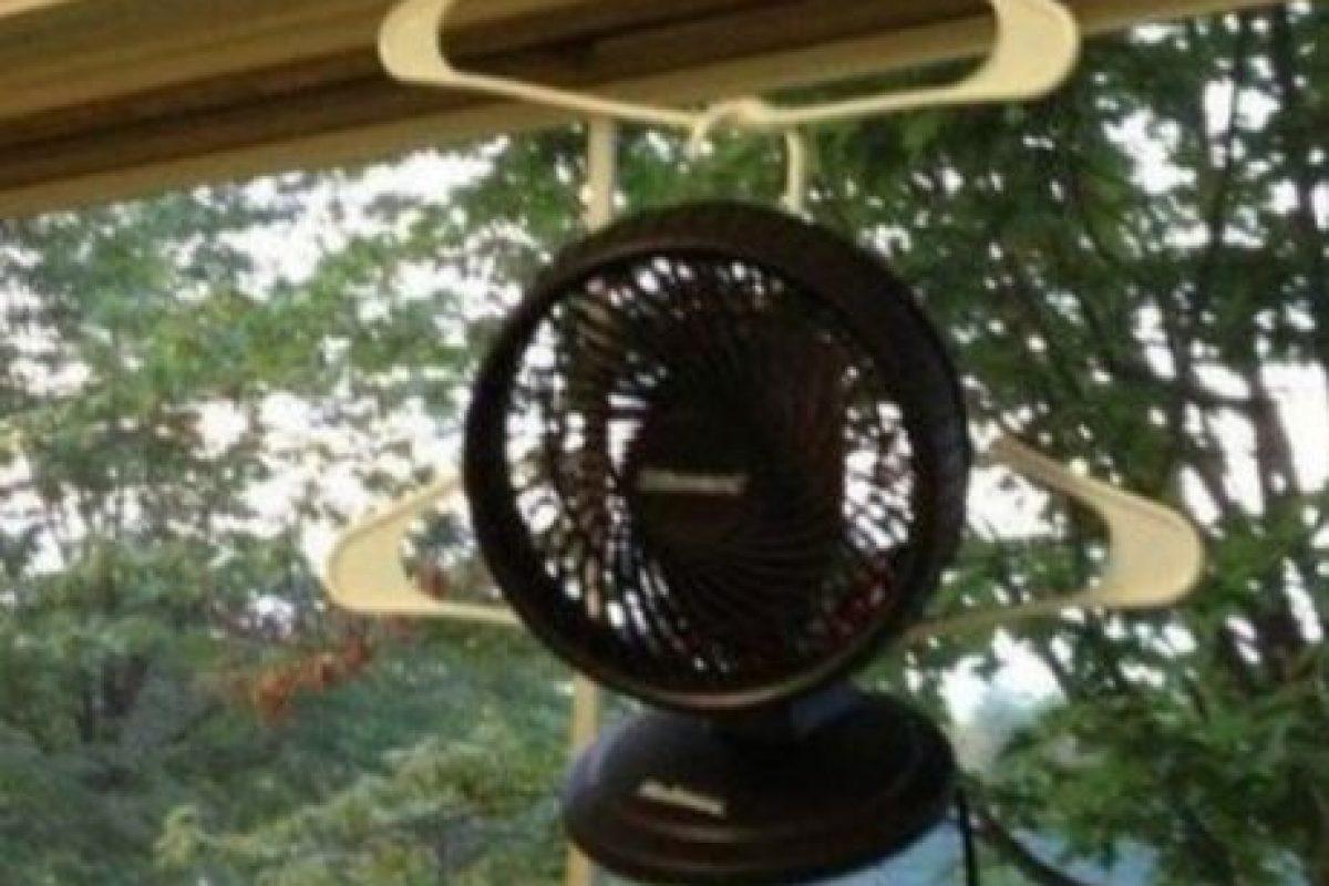 Ventilador. Foto:There I Fixed. Imagen Por: