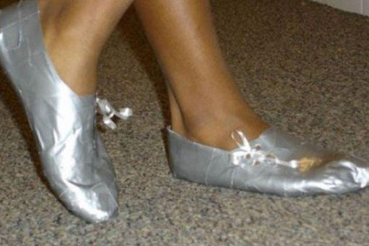 Zapatos. Foto:There I Fixed. Imagen Por: