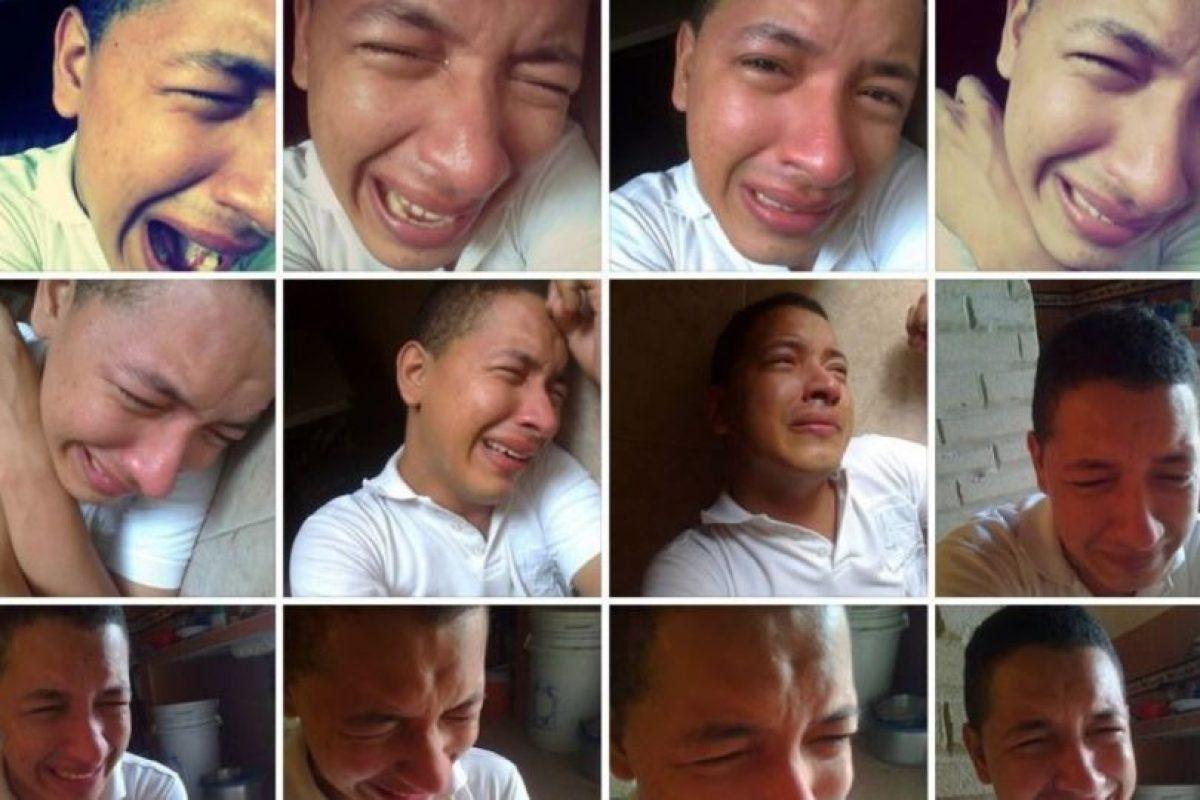 Llegan las lágrimas. Foto:Facebook. Imagen Por: