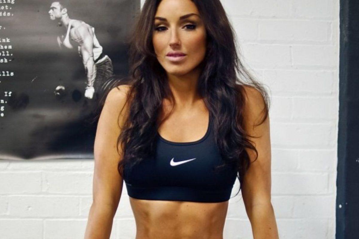 Es una mujer que se dedica al fitness. Foto:Abby Pell/Facebook. Imagen Por: