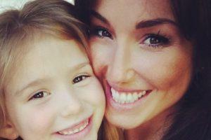Tiene 33 años y es madre de una niña de 6. Foto:Abby Pell/Facebook. Imagen Por: