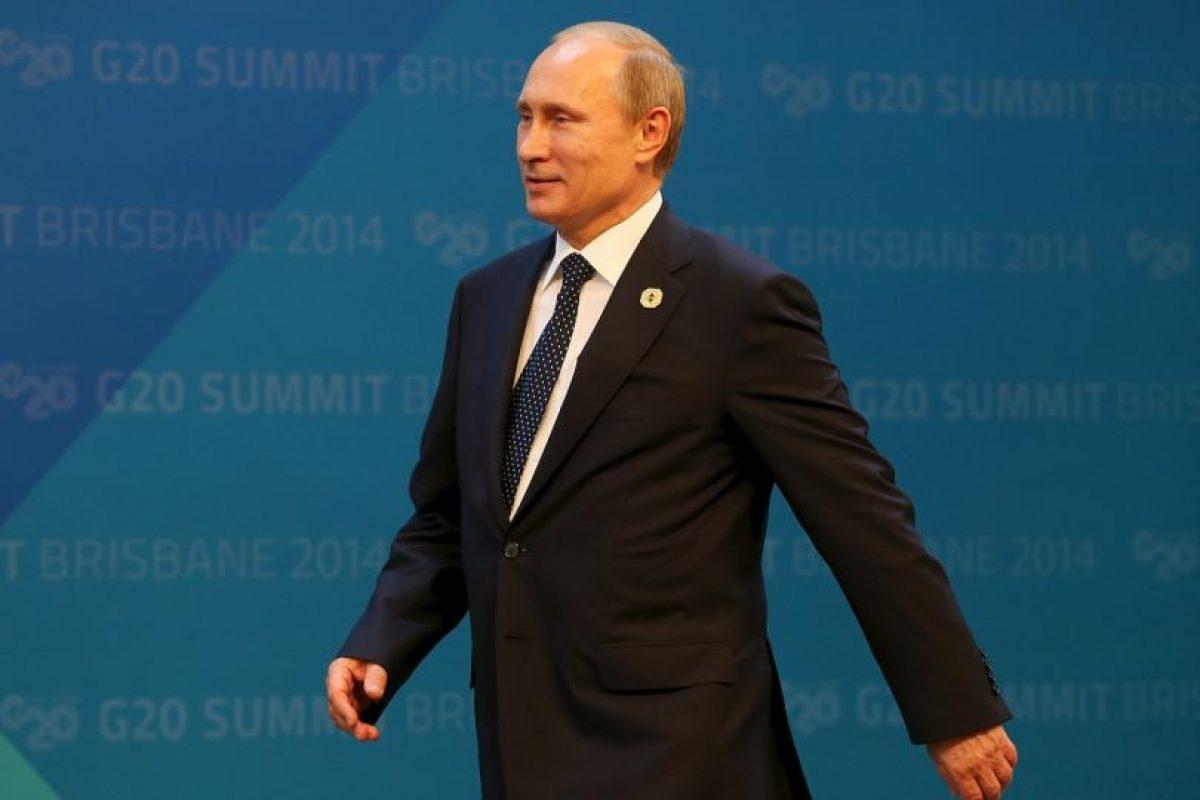 Vladimir Putin, Presidente de Rusia Foto:Getty Images. Imagen Por: