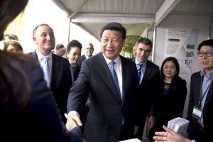 Xi Jinping, Presidente de China Foto:Getty Images. Imagen Por: