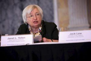 Janet Yellen, Titular de la Reserva Federal de Estados Unidos Foto:Getty Images. Imagen Por: