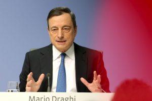 Mario Draghi, Director del Banco Central Europeo Foto:Getty Images. Imagen Por: