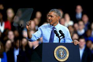 Barack Obama, Presidente de Estados Unidos Foto:Getty Images. Imagen Por: