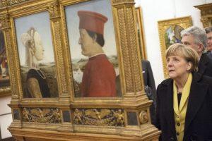 Angela Merkel, Canciller Alemana Foto:Getty Images. Imagen Por: