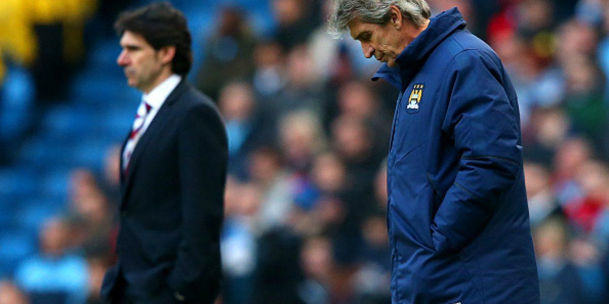 Papelón: El City de Pellegrini quedó fuera de la FA Cup ante equipo del ascenso