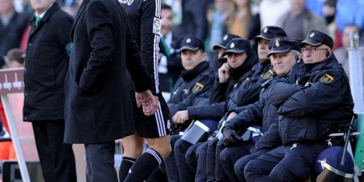 No hay agresión: El informe del árbitro que podría salvar a Cristiano Ronaldo