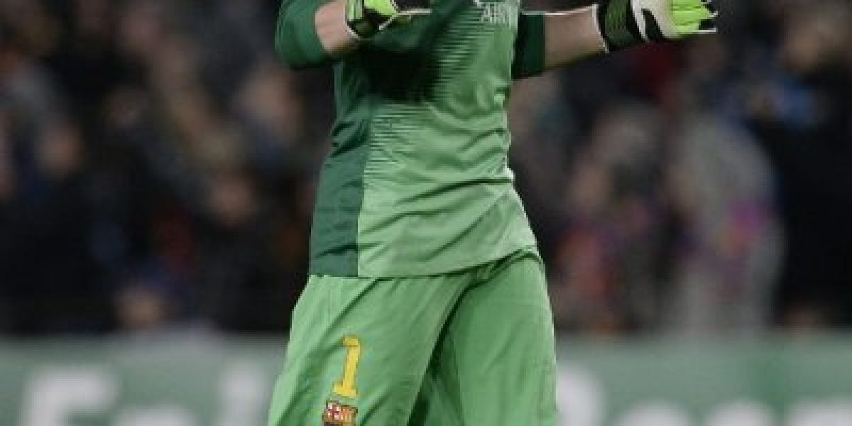 Ter Stegen podría partir de Barcelona y le dejaría el camino libre a Bravo