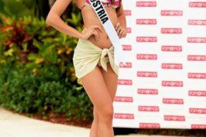 Miss Austria – Julia Furdea Foto:Getty Images. Imagen Por: