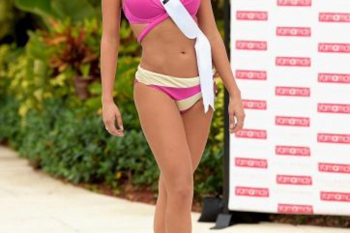 Miss Bolivia – Claudia Tavel Foto:Getty Images. Imagen Por: