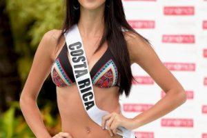 Miss Costa Rica – Karina Ramos Foto:Getty Images. Imagen Por: