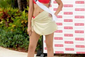 Miss Chile – Hellen Marlene Tonciois Foto:Getty Images. Imagen Por: