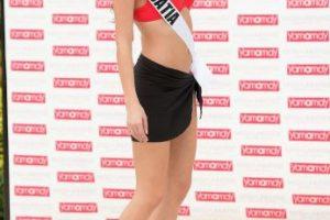 Miss Croacia – Ivana Misura Foto:Getty Images. Imagen Por: