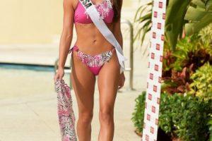 Miss Estados Unidos – Nia Sanchez Foto:Getty Images. Imagen Por: