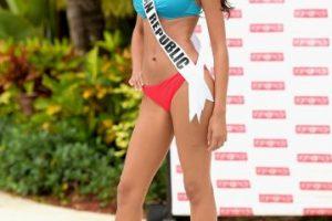 Miss República Dominicana – Kimberly Castillo Foto:Getty Images. Imagen Por:
