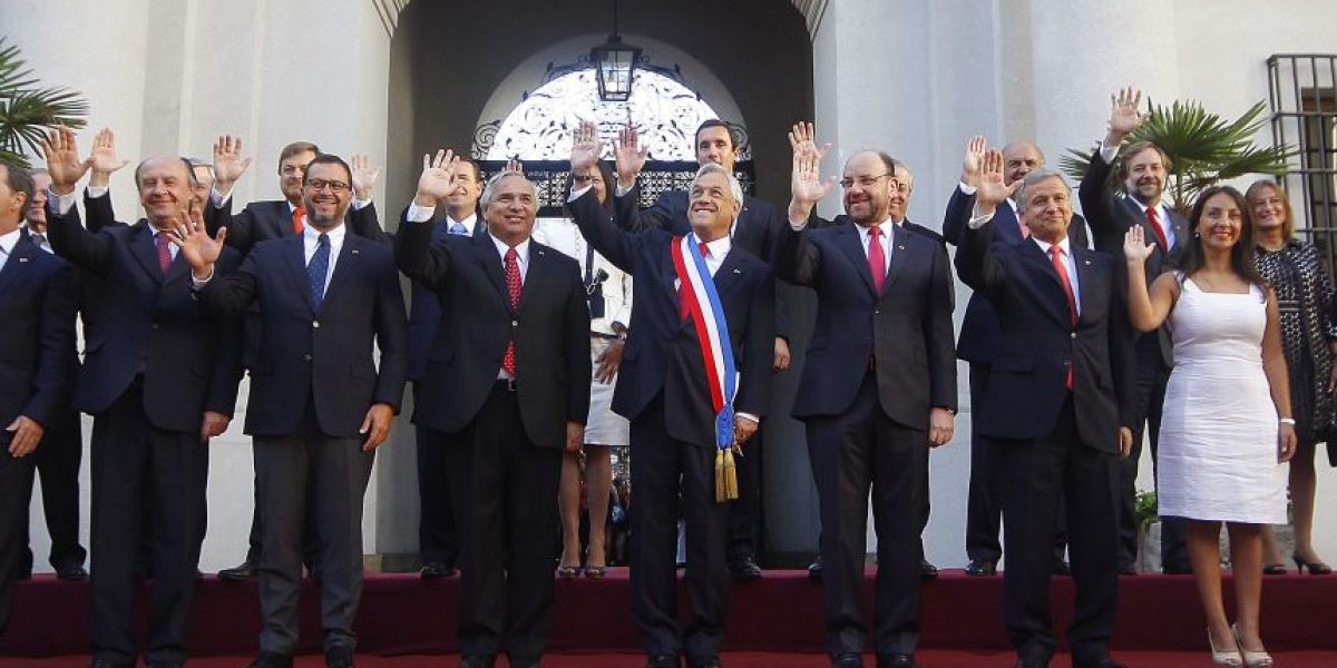 Ex ministros de Piñera firman carta manifestando su