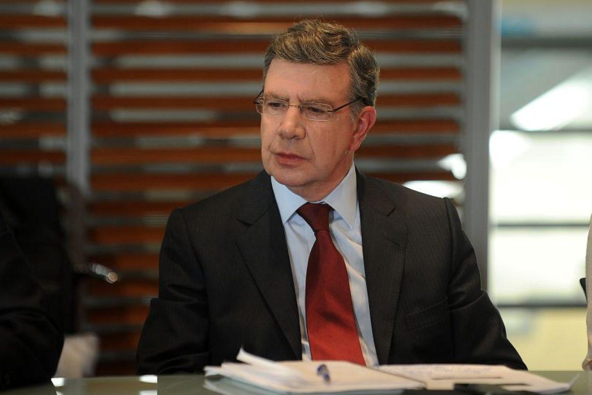 Joaquín Lavín Foto:Agencia Uno. Imagen Por: