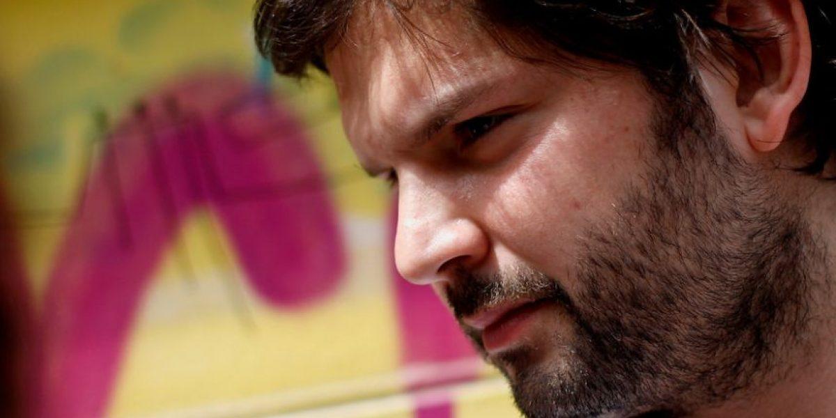 """Gabriel Boric: """"Ena von Baer e Iván Moreira deberían dar un paso al costado"""""""