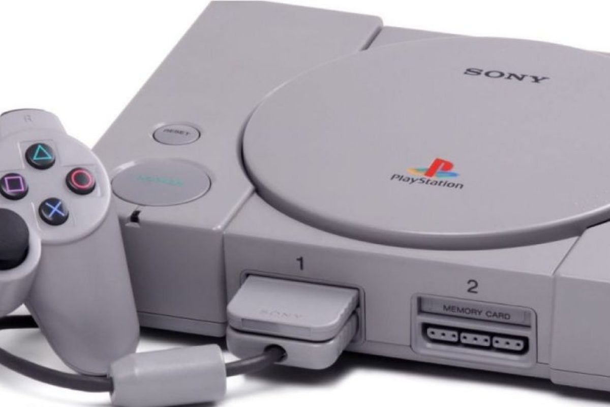 PlayStation One Foto:Sony. Imagen Por: