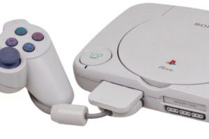 PlayStation One Slim Foto: Sony. Imagen Por: