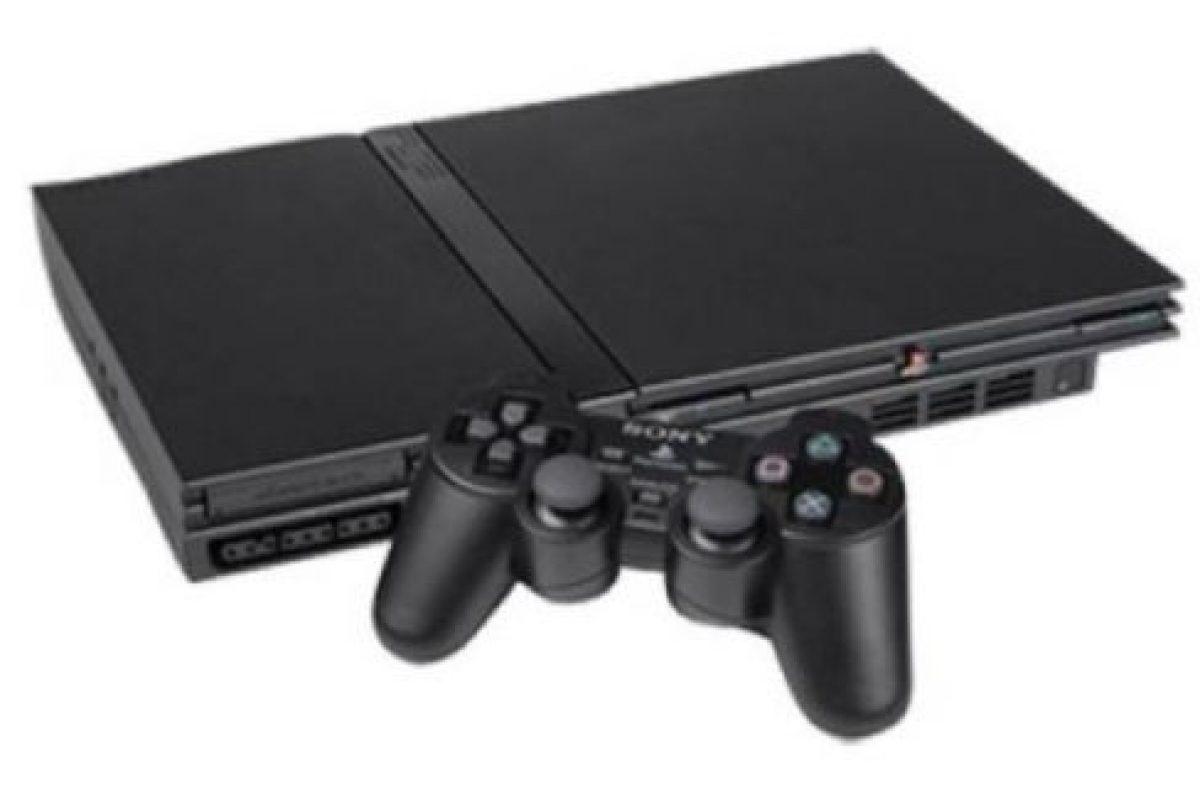 PlayStation 2 Slim Foto:Sony. Imagen Por: