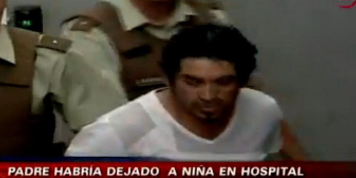 Presunto autor de la muerte de guagua de 9 meses se entregó a Carabineros
