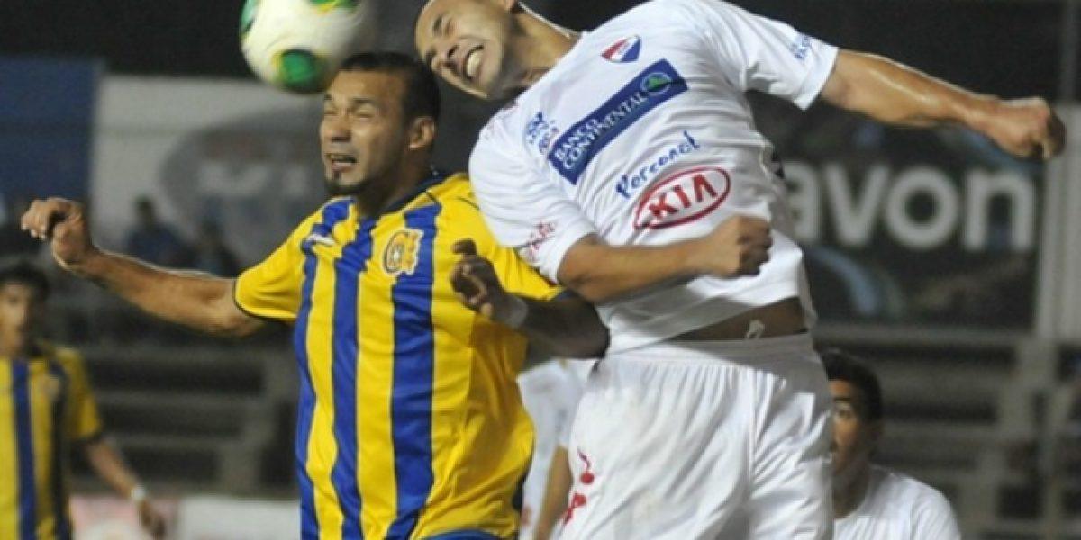 Video: Así juega José Leonardo Cáceres, el defensor que llegará a Colo Colo