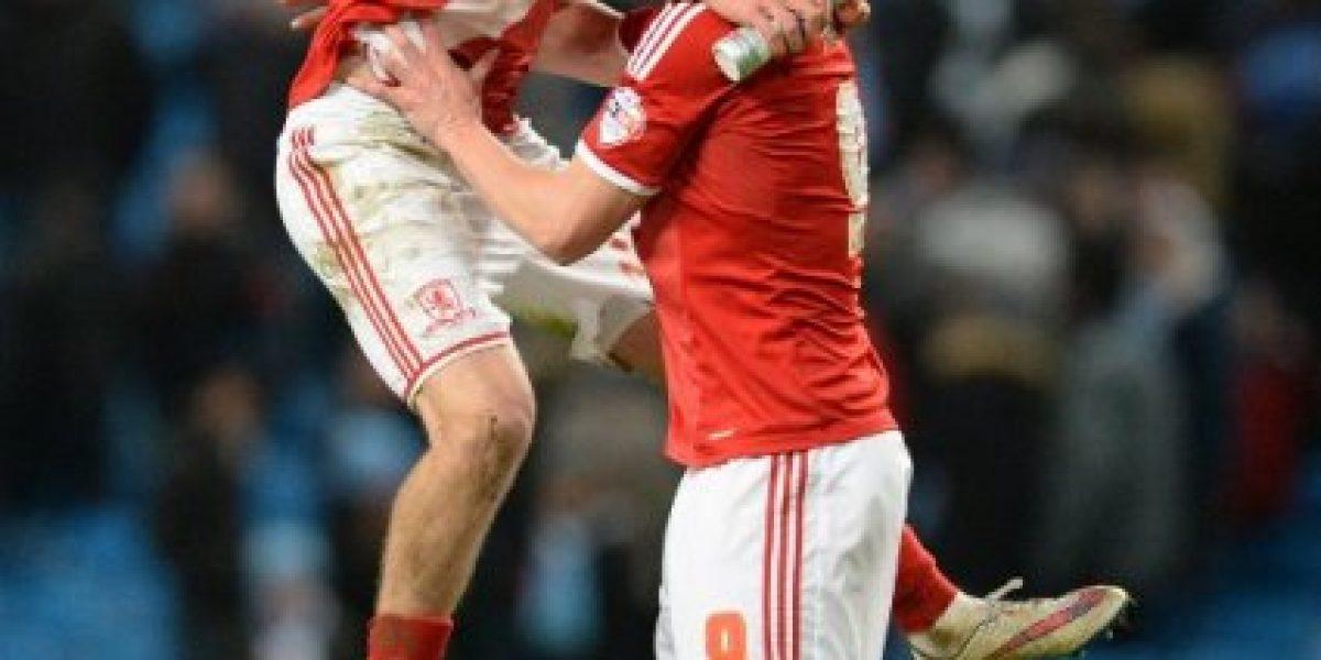 Hinchas del City criticaron a Manuel Pellegrini tras eliminación en la FA Cup
