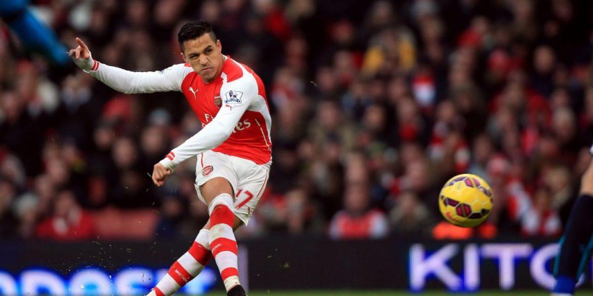 A lo Rocky: La motivación de Alexis Sánchez antes de enfrentar a Brighton