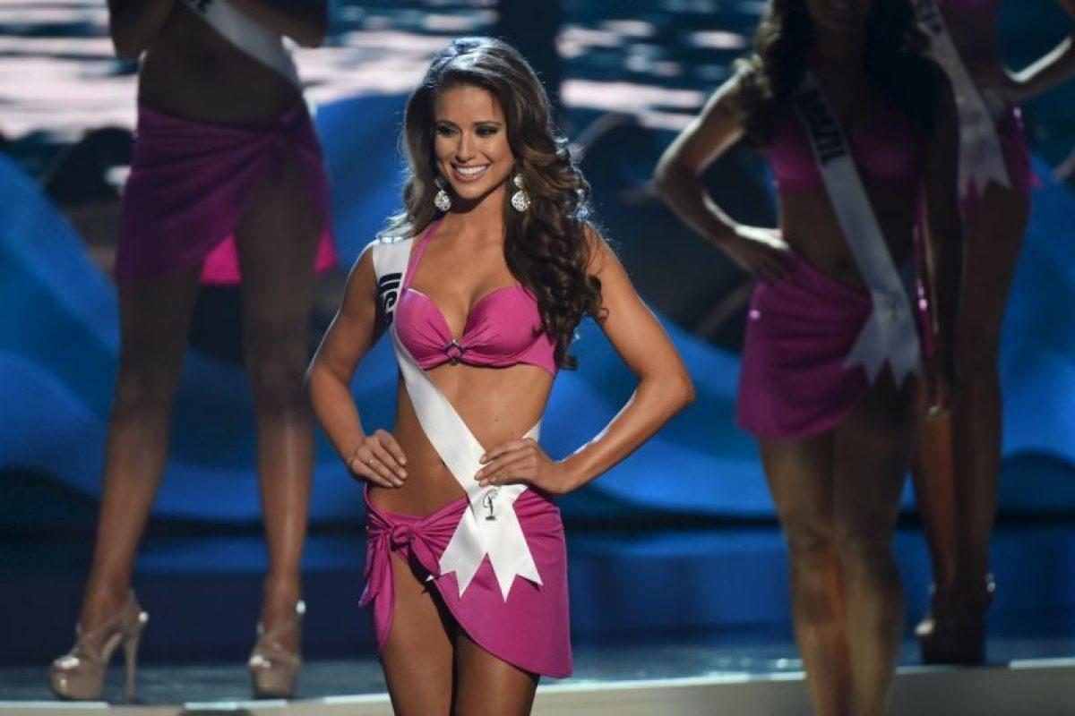 Nia Sanchez, Miss Estados Unidos. Imagen Por: