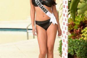 Yasmin Verheijen, Miss Países Bajos Foto:Getty Images. Imagen Por:
