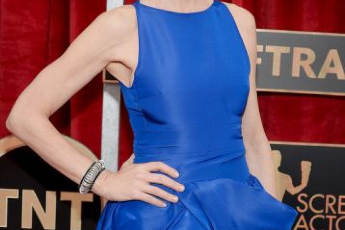 Julianna Margulies Foto: Getty Images. Imagen Por: