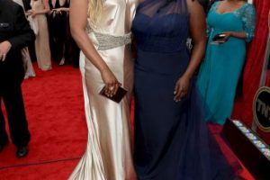 Laverne Cox y Danielle Brooks Foto: Getty Images. Imagen Por: